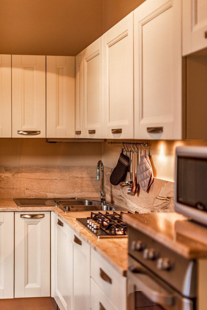 Loft Lucca cucina