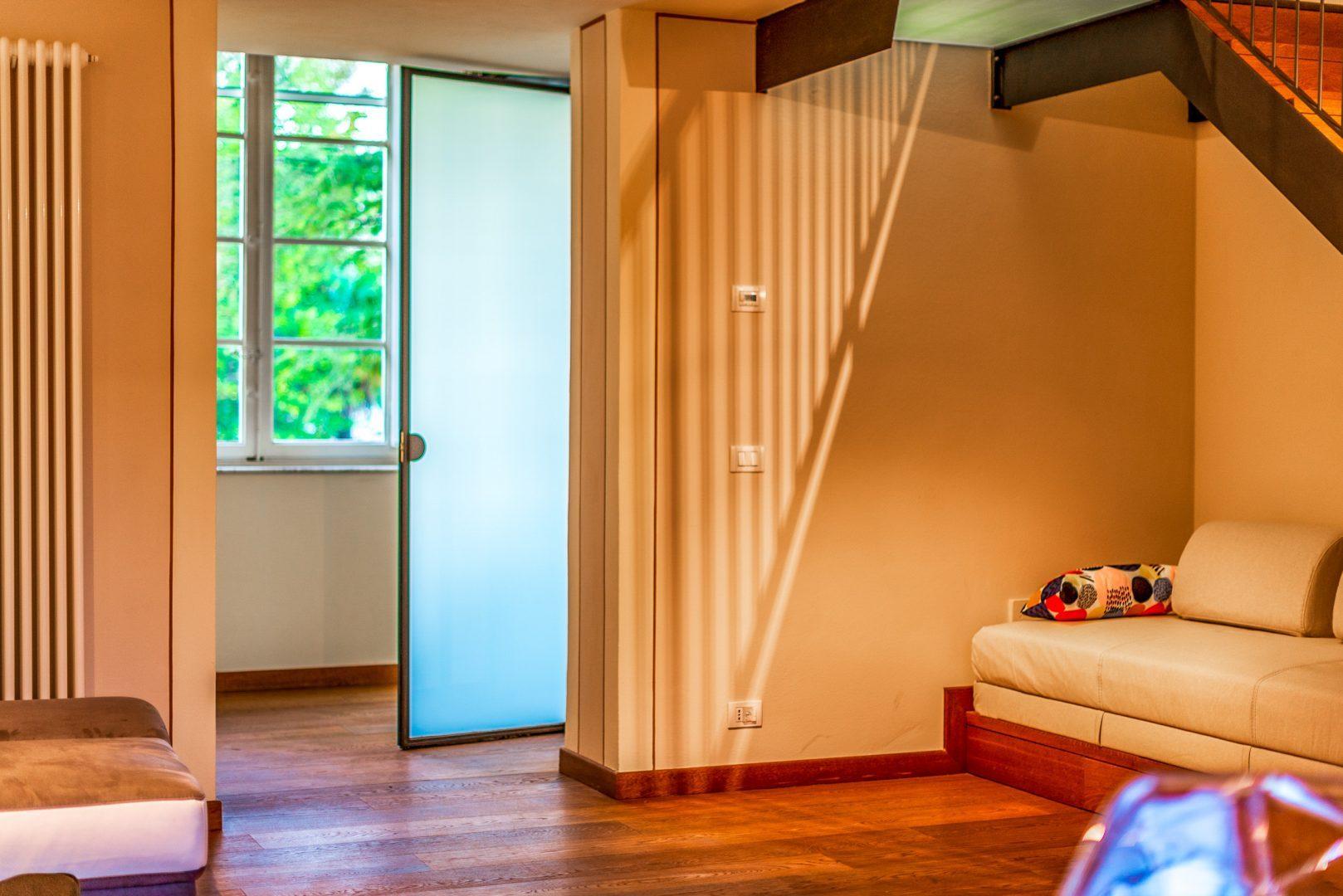 Loft Lucca interno